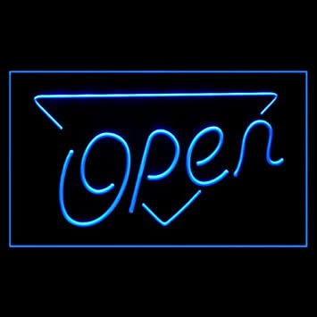 Amazon Com 120002 Now Open Bakery Buffet Bbq Cuisine Shop Display Led Light Neon Sign Office Products