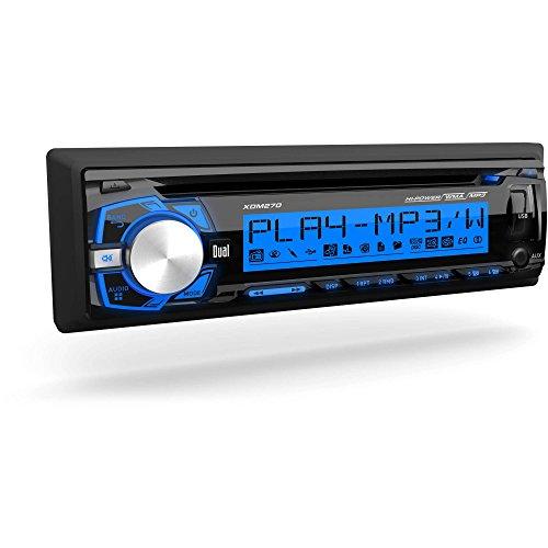 Car Dual XDM270 MP3/WMA CD Receiver ()