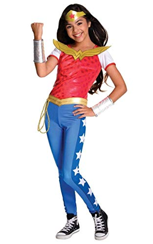 Rubie's Costume Co Kids DC Superhero Girls Deluxe