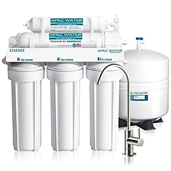 Image of APEC Top Tier 5-Stage Ultra Safe Reverse Osmosis Drinking Water Filter System (ESSENCE ROES-50)