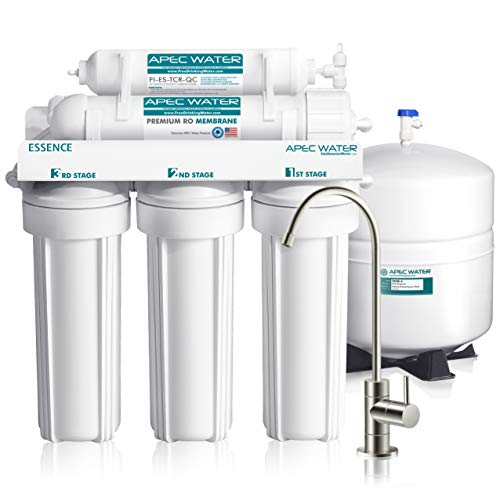 APEC Top Tier Safe Reverse Osmosis Drinking Water Filter System