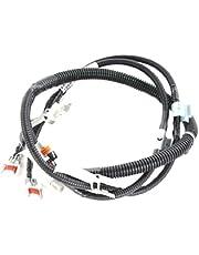 ACDelco 15776487 GM Original Equipment Electronic Brake Control Wiring Harness Black & White, 11.5 Inch