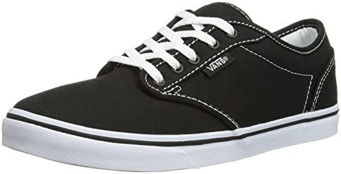 Vans Atwood Womens Low Sneaker, Black