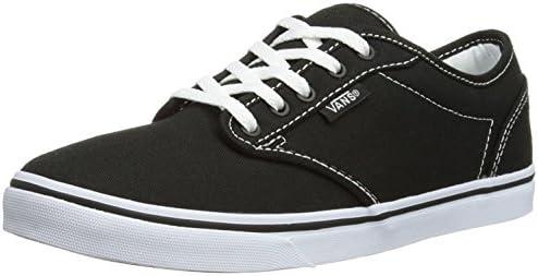 Vans Atwood Women's Low Sneakers, Black, 37 EU, VN000NJO price in ...