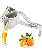 Homend Aluminum Hand Press Juice Extractor,Silver - HM034