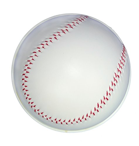 ACI PARTY AND SPIRIT ACCESSORIES Dome Baseball Deco Sport Ball, ()