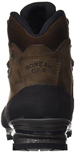 Boreal Zanskar - Zapatos de montaña unisex Marrón