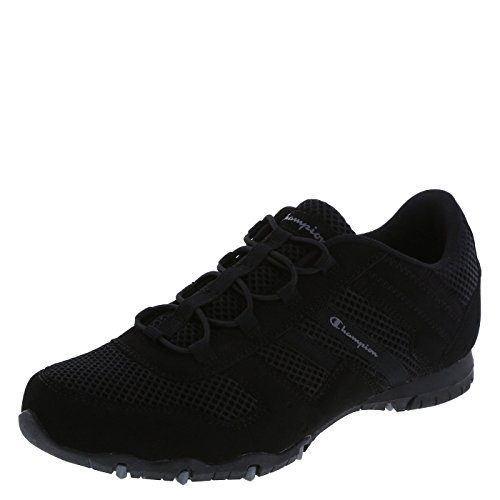 Champion Women's Black Women's Phive Sport Slip-On 9.5 Wide (Womens Running Shoes Champion compare prices)