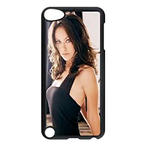 Olivia Wilde iPod Touch 5 Case Black DIY Gift xxy002_5055016