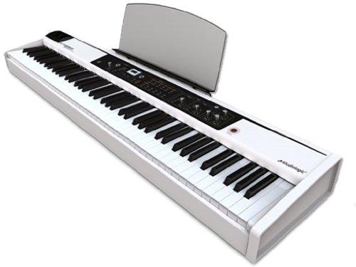 studiologic numa piano integrated digital 88 key 12 sound hammer action piano and high. Black Bedroom Furniture Sets. Home Design Ideas