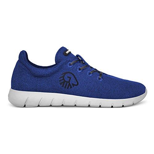 Black Men Reale Giesswein Blu Runners Merino RqpwPg8