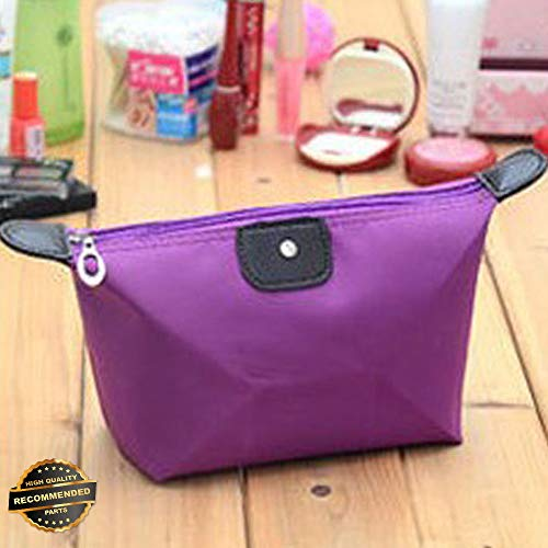 Gatton Travel Cosmetic Bag Zipper Makeup Case Handbag Organizer Storage Pouch Purse   Style TRVIHR-11292175