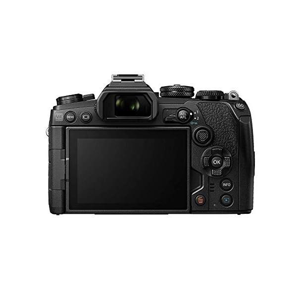 RetinaPix Olympus OM-D E-M1 Mark III Black Camera Body