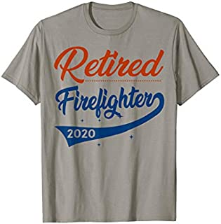 [Featured] Retired Firefighter 2020 Loading Retired Firefighter Gift in ALL styles | Size S - 5XL