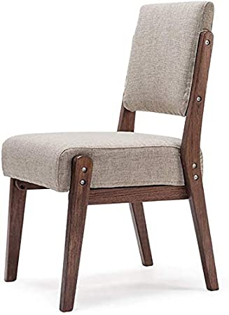MJY Pufs Reposapiés acolchado Escabel sólido nórdica cena la silla ...