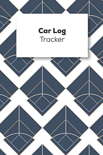 Car Log Tracker: Vehicle Mileage Logbook For Business And Personal Use, Great For Sales Reps, Rideshare, And Tax Preparation
