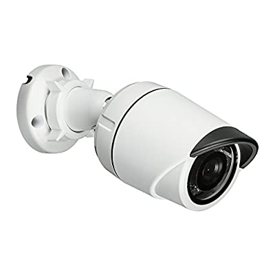 D-Link Vigilance HD Resolution Bullet Camera, White/Black (DCS-4701E) from D-Link Systems, Inc.