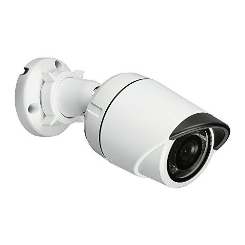 (D-Link Vigilance HD Resolution Bullet Camera, White/Black (DCS-4701E))