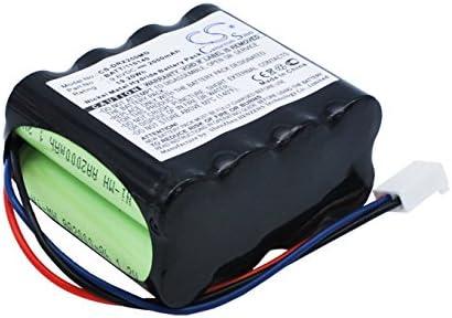Cameron Sino 2000mAh / 19.20WHバッテリーと互換性Drager oxipac 2500