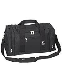 Everest Luggage Sporty Gear Bag, Black, One Size