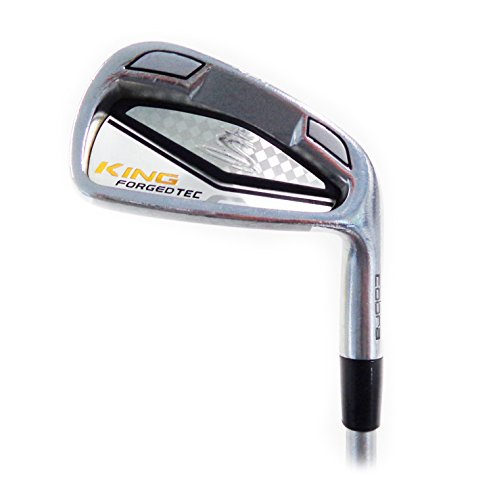 Cobra King Forged CB Iron Set 5-PW FST KBS Tour C-Taper Steel Stiff Right Handed 38.75 in ()
