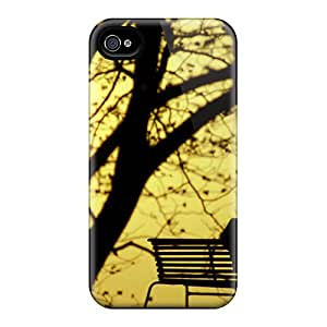 GcQ3239tUyP Case Cover Protector For iphone 6 Twilight In The Park Case