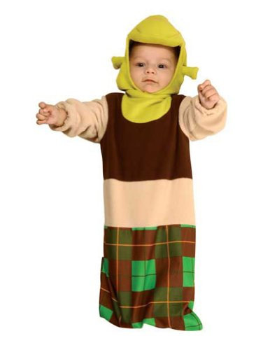 Shrek Bunting Baby Costume