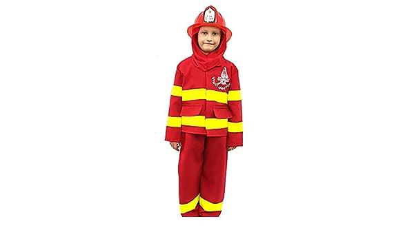 pequeños monelli Traje Bombero bebé Vestido Trabajo como ...