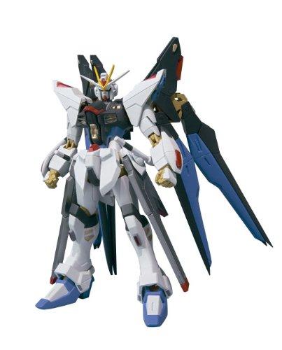 - Bandai Tamashii Nations Gundam Seed Destiny #72 Strike Freedom Robot Spirits Action Figure