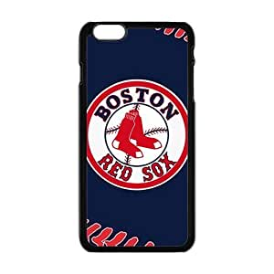 KOKOJIA Boston Red Sox Fashion Comstom Plastic case cover For Iphone 6 Plus
