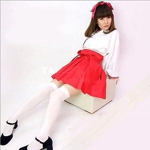 巫女服 和服 コスプレ hq1045【即日発送可能】