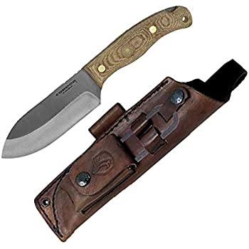 Amazon.com: Cuchillo Huron con Hoja de 4-1/4 pulgadas, Mango ...