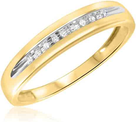 b81ead2f60a Shopping Yellow Gold - 2 Stars & Up - Jewelry - Men - Clothing ...