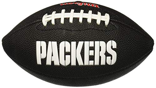 Wilson WTF1533IDGB NFL Team Logo Mini Size Football - Green Bay Packers