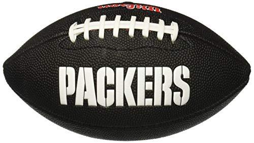 Wilson WTF1533IDGB NFL Team Logo Mini Size Football - Green Bay (Nfl Team Logo Football)