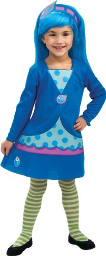Blueberry Muffin Costume - (Blueberry Girls Costume)