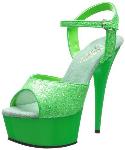Green 609UVG Green Neon Gltr DELIGHT awIq1
