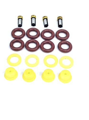 (UREMCO 1-4 Fuel Injector Seal Kit, 1 Pack)