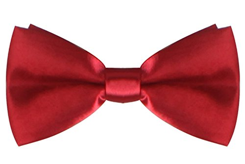 WDSKY Infant Baby Bow Ties for Boys Girl - Red Bow Dress Shopping Results