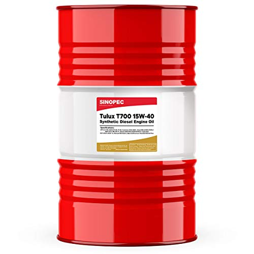 15W40 T700 CK-4 Synthetic Diesel Engine Oil - 55 Gallon Drum (1)