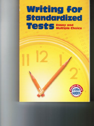 Writing for Standardized Tests