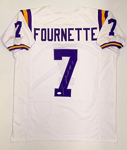 c6f6a8868 Image Unavailable. Image not available for. Color: Leonard Fournette  Autographed ...