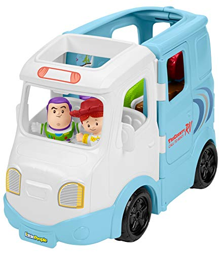 Disney Toy Story 4 Jessies Campground Adventure by Little People