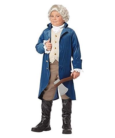 George Washington Costume - Medium