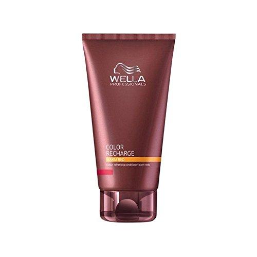 Wella Professionals Color Recharge Conditioner Warm Red (200ml) (Pack of 6) - ウエラ専門家のカラー再充電コンディショナー暖かい赤(200ミリリットル) x6 [並行輸入品] B071NHDRG9