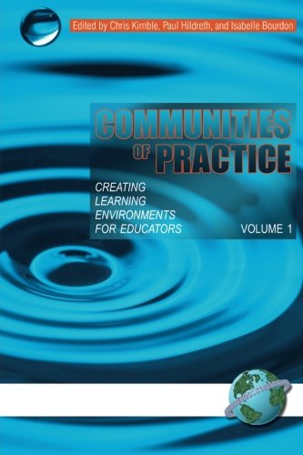 Communities of Practice - Vol. 1: Creating Learning Environments for Educators (Volume 1)