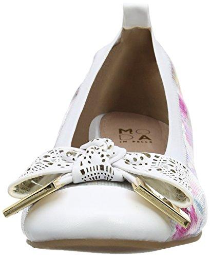 Ballerines Moda in Felisa Femme Pelle 8zYtYqw6