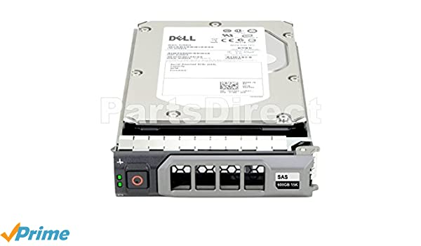 Dell 4TB 6G 7.2K SAS HDD