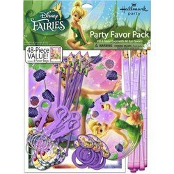 - Tink Sweet Treats Favor Pack (48 Pieces)