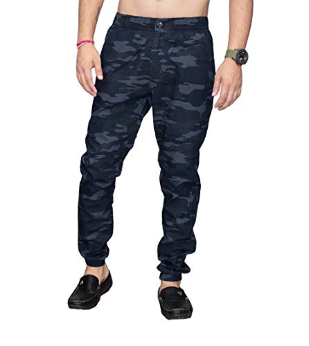 Sapper Military Camouflage camo Army Slim fit Joggers Track Pants for Mens(Multicolor)